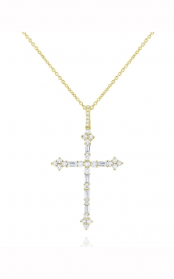 KC Designs Crosses Necklace N3190 product image