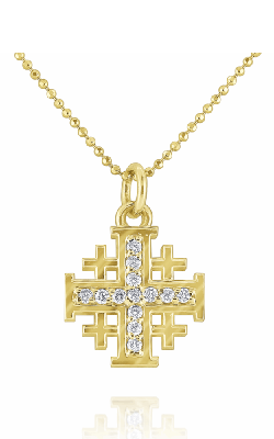 KC Designs Crosses Necklace N7753 product image