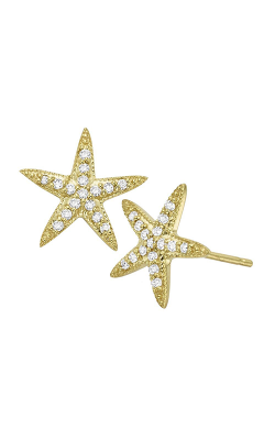 KC Designs Stars And Moons Earring E1199 product image