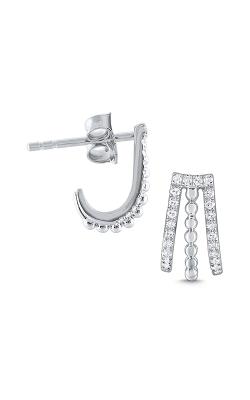 KC Designs Hoops  Earring E9180 product image