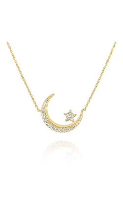 KC Designs Stars And Moons Necklace N9179 product image