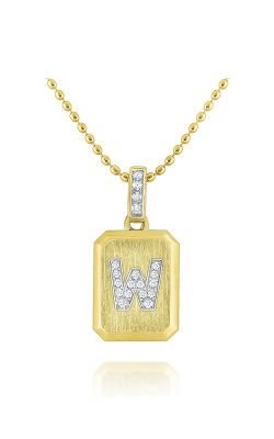 KC Designs Ingot Necklace N9543-W product image