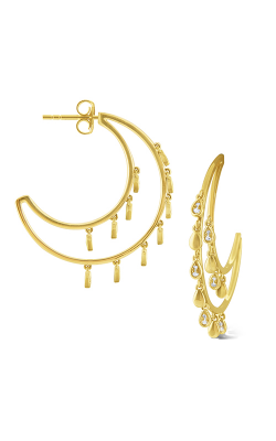 KC Designs Diamond Fashion Earring E1091 product image