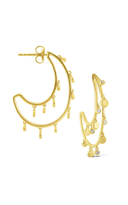 KC Designs Diamond Fashion Earring E1101 product image