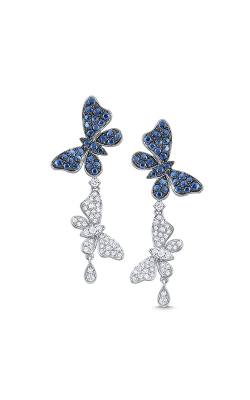 KC Designs Diamond Fashion Earring E1352 product image