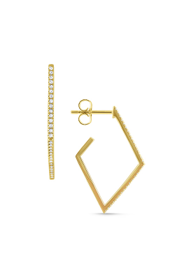 KC Designs Diamond Fashion Earring E1849 product image