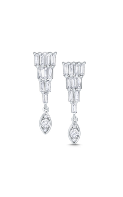 KC Designs Diamond Fashion Earring E9483 product image