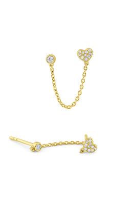 KC Designs Diamond Fashion Earring E9506 product image