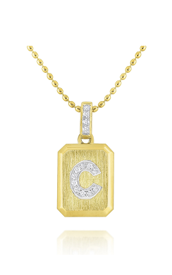KC Designs Ingot Necklace N9543-C product image