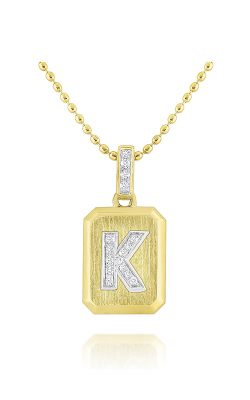 KC Designs Ingot Necklace N9543-K product image