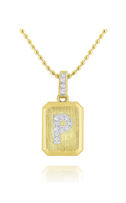 KC Designs Ingot Necklace N9543-P product image