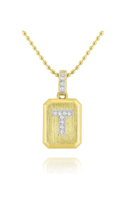 KC Designs Ingot Necklace N9543-T product image