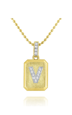 KC Designs Ingot Necklace N9543-V product image