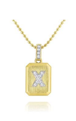 KC Designs Ingot Necklace N9543-X product image