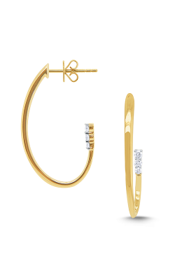 KC Designs Hoops  Earring E1456 product image