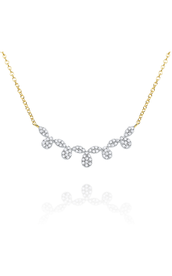 KC Designs Flowers Necklace N1474 product image