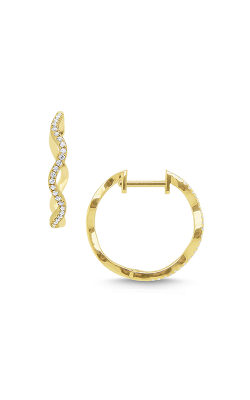 KC Designs Hoops  Earring E3006 product image