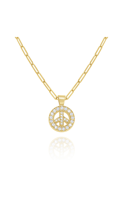 KC Designs Peace And Love Necklace N1538 product image