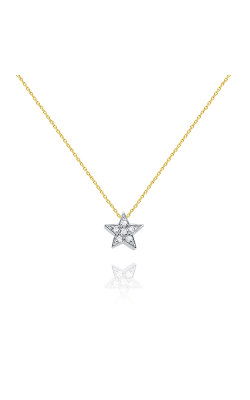 KC Designs Stars And Moons Necklace N1547 product image