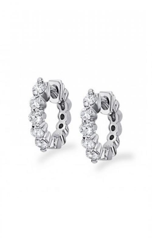 KC Designs Hoops  Earring E6088 product image