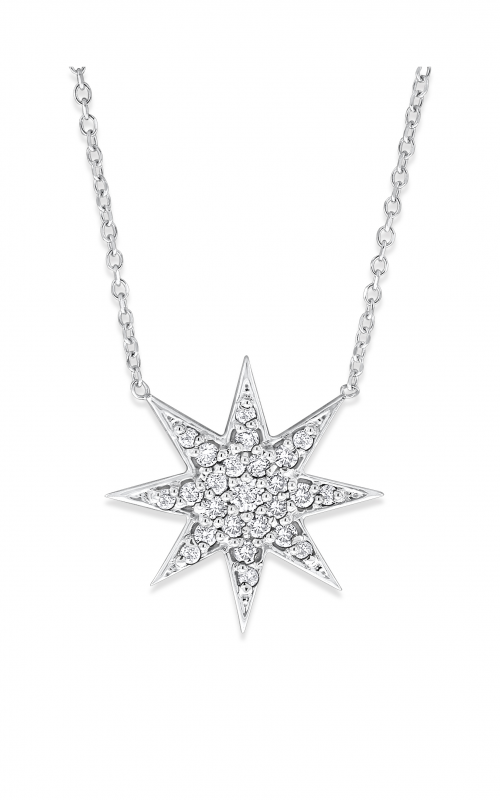 KC Designs Stars and Moons Necklace N3185 product image