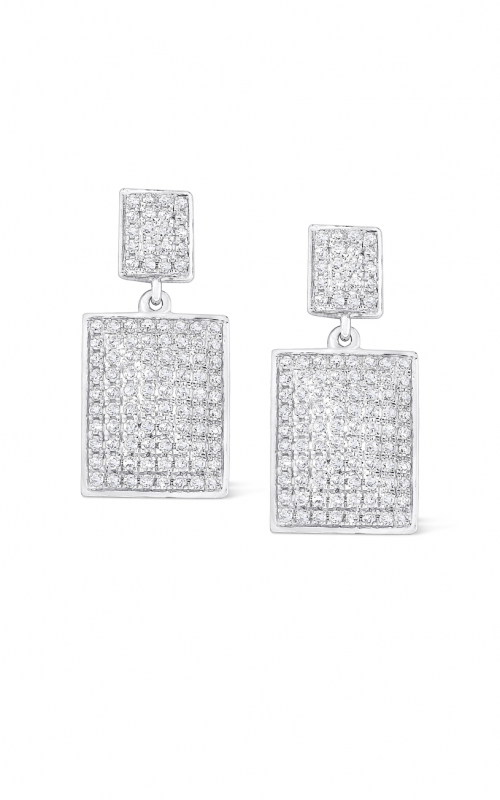 KC Designs Diamond Fashion Earring E7195 product image