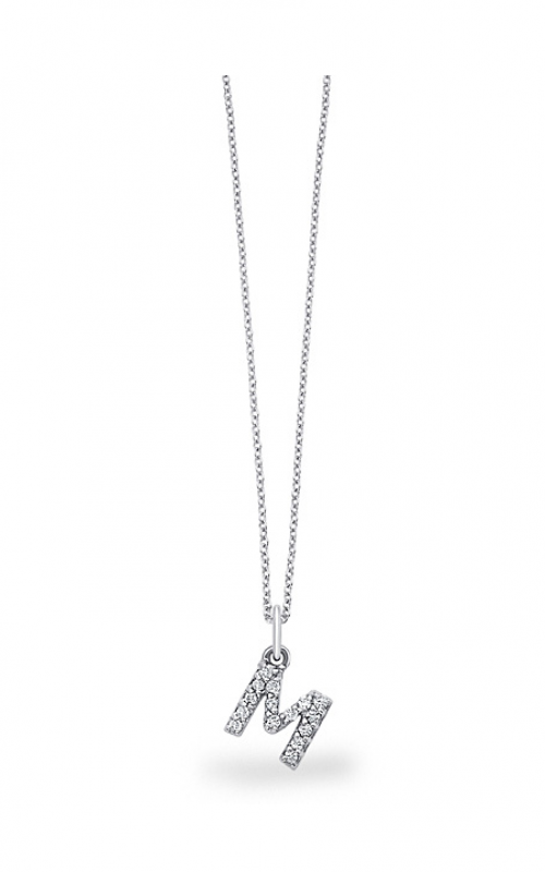 KC Designs Baby Block Necklace N3760-M product image