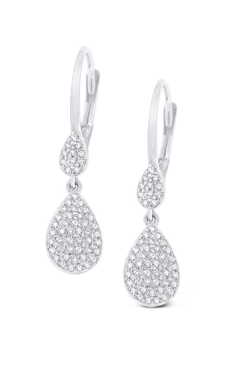 KC Designs Diamond Fashion Earring E6612 product image
