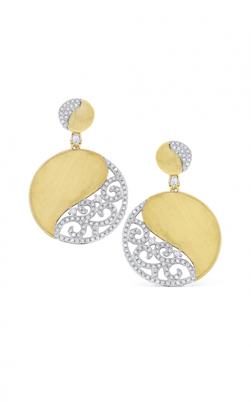 KC Designs Diamond Fashion Earring E8788 product image