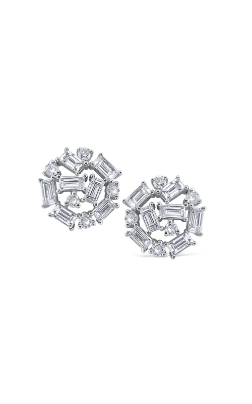 KC Designs Diamond Fashion Earring E1124 product image