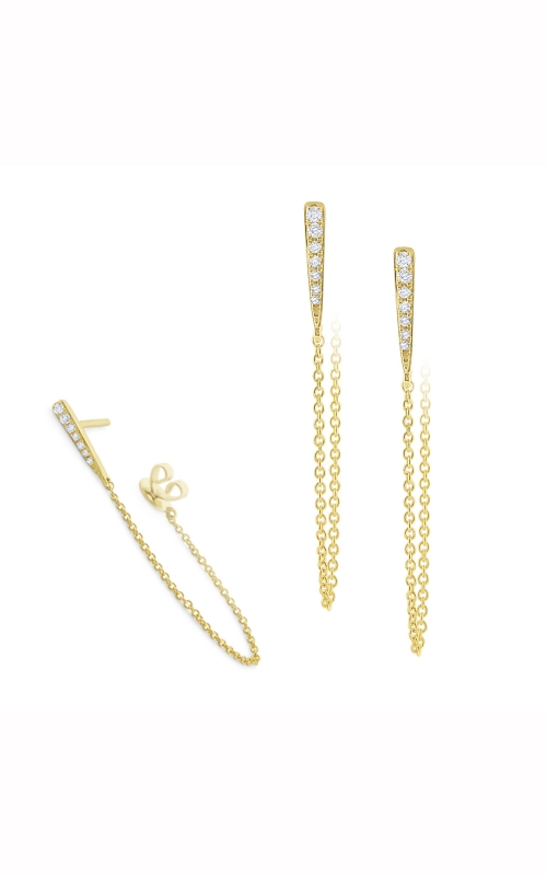 KC Designs Diamond Fashion Earring E2023 product image