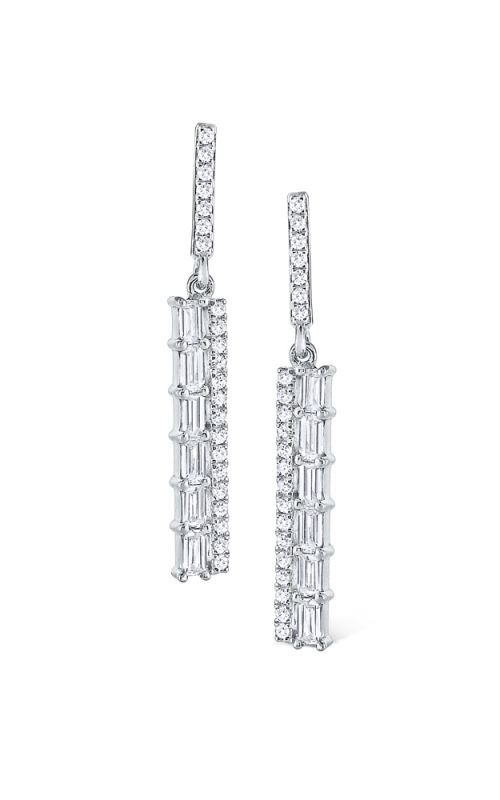 KC Designs Diamond Fashion Earring E3197 product image
