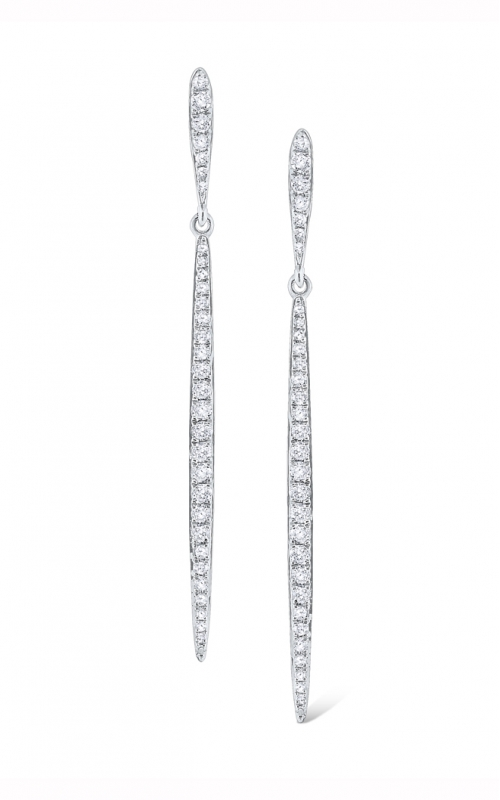 KC Designs Diamond Fashion Earring E3494 product image