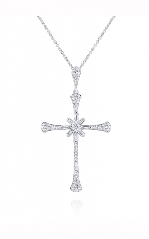 KC Designs Crosses Necklace N3181 product image