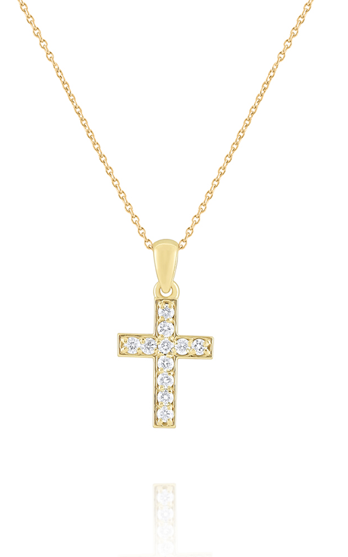 KC Designs Crosses Necklace N5702 product image