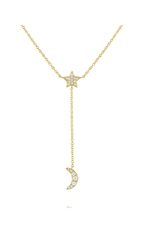 KC Designs Stars and Moons Necklace N6081 product image