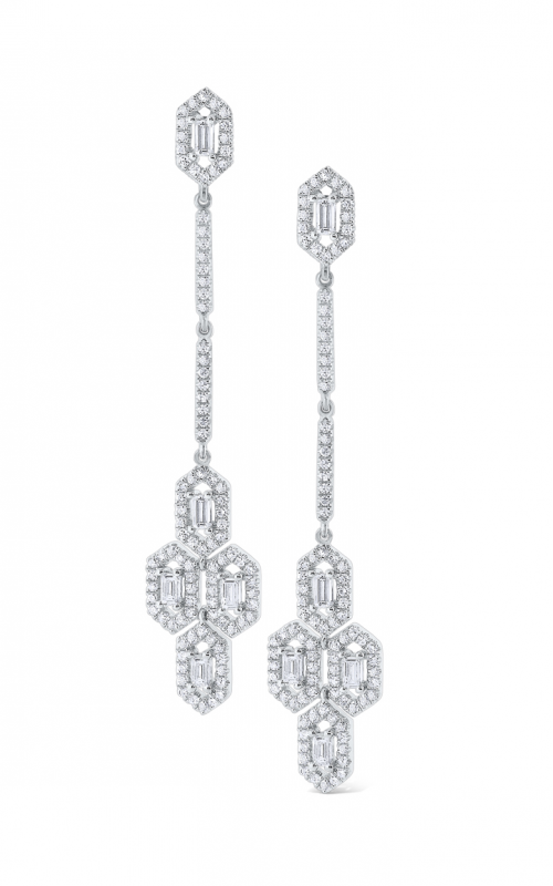 KC Designs Diamond Fashion Earring E4911 product image