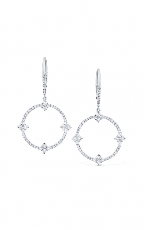 KC Designs Diamond Fashion Earring E5914 product image