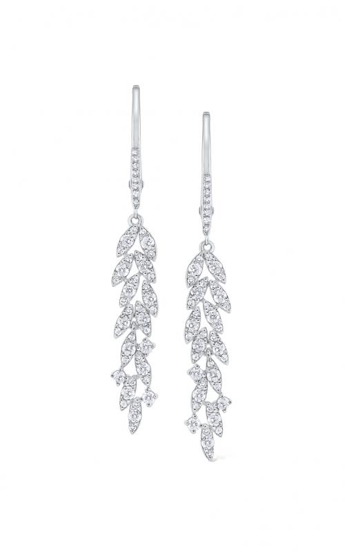 KC Designs Diamond Fashion Earring E6109 product image