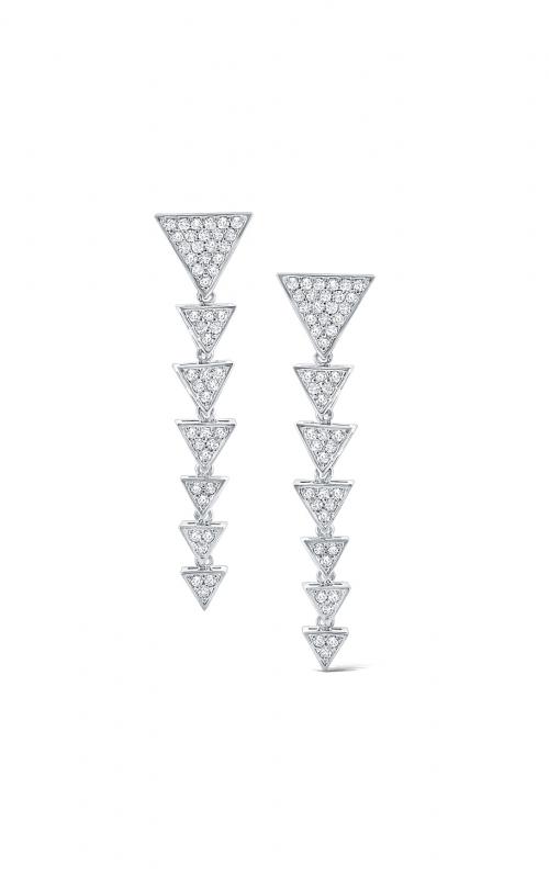 KC Designs Diamond Fashion Earring E6368 product image