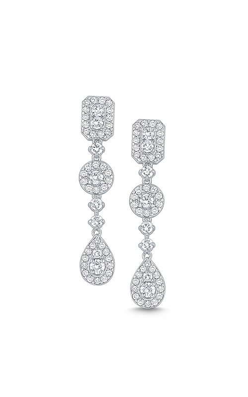 KC Designs Diamond Fashion Earring E6456 product image