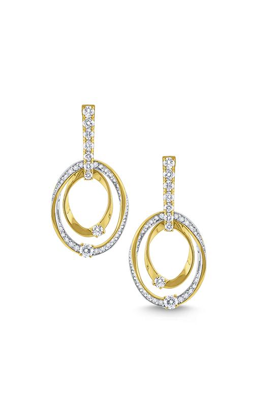 KC Designs Diamond Fashion Earring E6533 product image