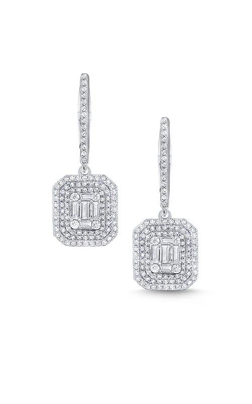 KC Designs Diamond Fashion Earring E7432 product image