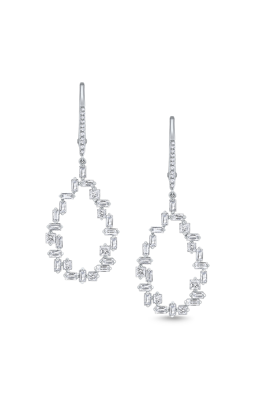 KC Designs Diamond Fashion Earring E7549 product image