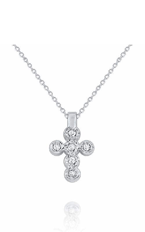 KC Designs Crosses Necklace N7776 product image