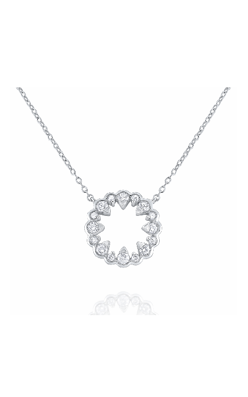 KC Designs Flowers Necklace N8603 product image