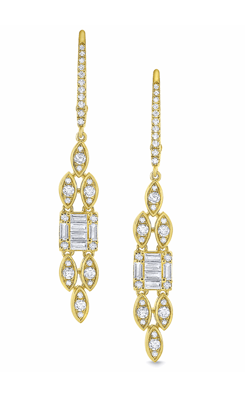 KC Designs Diamond Fashion Earring E7856 product image