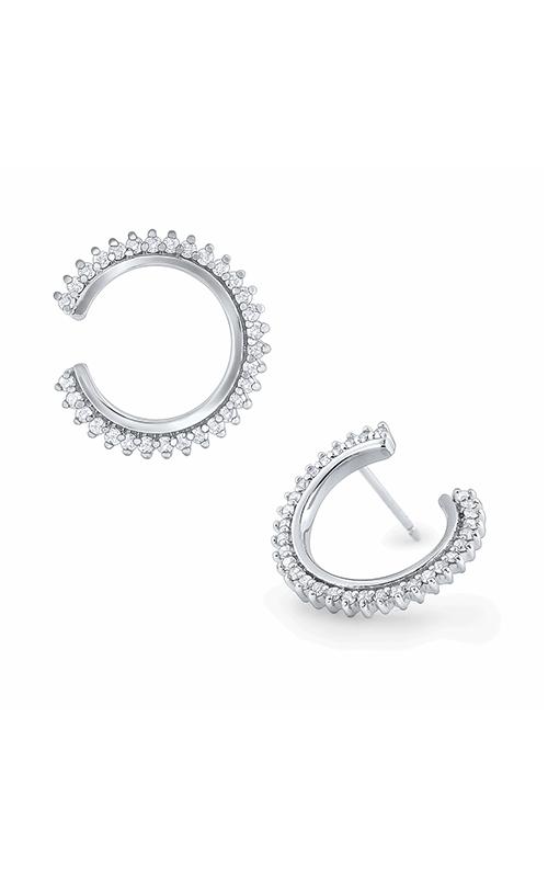 KC Designs Diamond Fashion Earring E7907 product image