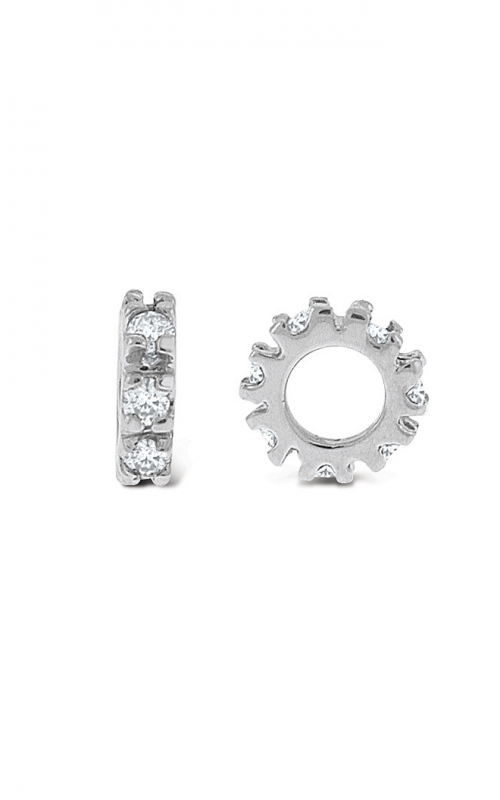 KC Designs Diamond Slip-On Spacers Charm DB3130 product image