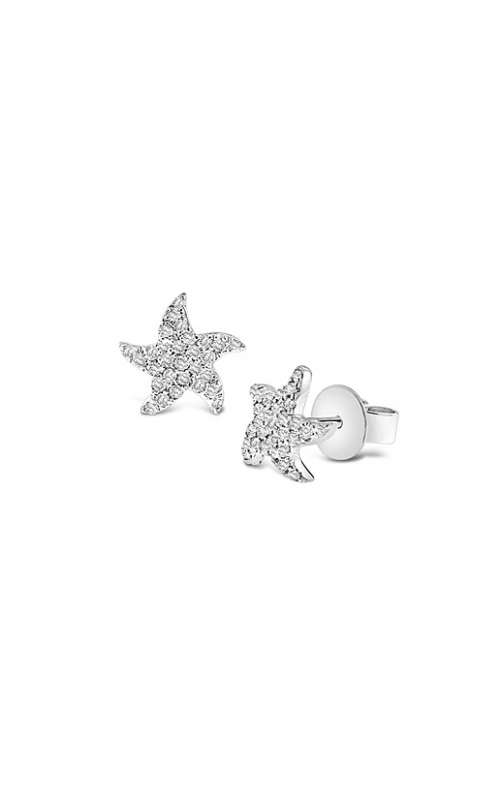 KC Designs Stars and Moons Earring E10616 product image